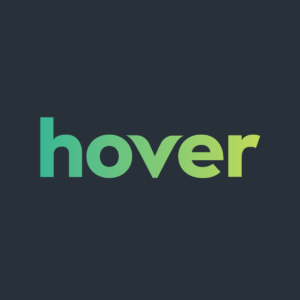 How to Register a Domain name with Hover?
